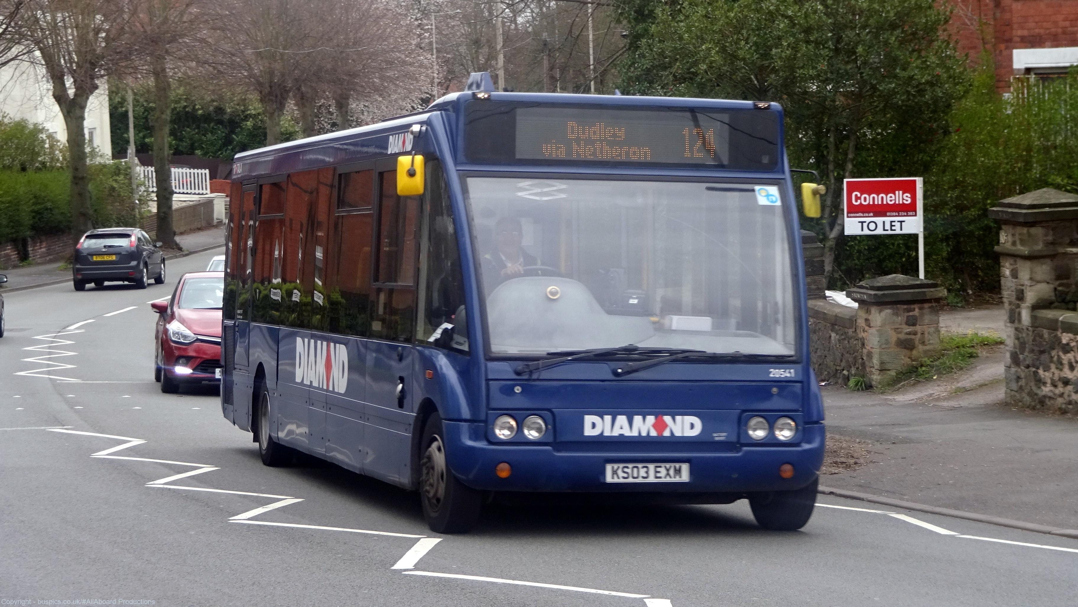 20541 KS03EXM | Bus Photography    at trainbasher com